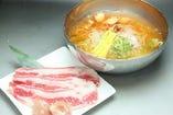 冷麺・焼肉ランチ
