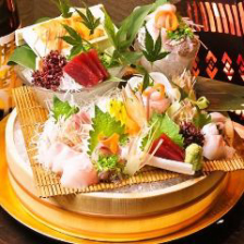 本当に美味い海鮮をお楽しみください