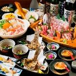 【名物は旬鮮魚と創作和食!料理自慢の居酒屋】一徳は豊洲市場直送の鮮魚と、お酒によく合う創作和食が楽しめる居酒屋です。大切にしているのは『旬の美味しさ』と、肩肘張らずゆったり過ごせる『心安らぐ空間』!西川口でのご宴会なら、ぜひ一徳へお任せください!