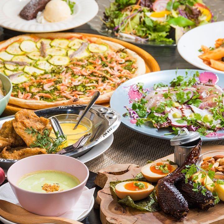 三浦、横須賀の地野菜、旬の鮮魚、季節を感じて下さい!