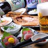 昼から宴会もOK!気軽で気楽が一番♪ちょい飲みも大歓迎!