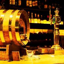 こだわりの樽出しウイスキーを楽しむ