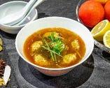 麻辣スープ餃子