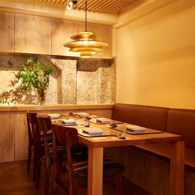 レストラン ル・ジャポン  店内の画像