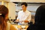 「フレンチと和の融合」なかなか習えない料理を、ご家庭で