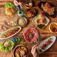 個室肉バル 韓国料理 HaruHaru 難波店