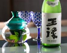 地酒、料理長目利きの日本酒