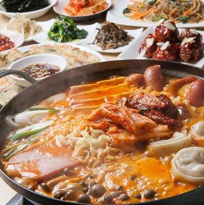 すすきの 韓国 料理