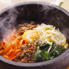本場韓国の家庭料理
