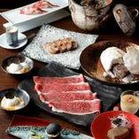 【肉料理】小次郎コース<お料理のみ>全9品 3,500円(税抜)