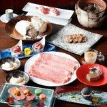 【肉料理】武蔵コース<お料理のみ>全12品 5,500円(税抜)