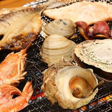 竜宮海鮮市場 漁師小屋  コースの画像