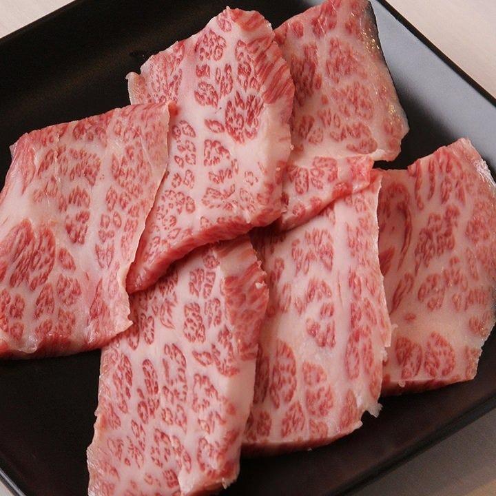 大トロカルビ まさにお口の中でとろけるお肉!