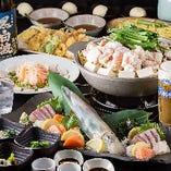 福岡の美食が堪能できるコース料理がおすすめ!