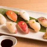 【日替わりメニュー】お寿司のご用意も♪