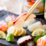 福岡と言えばお魚!ぜひご賞味ください