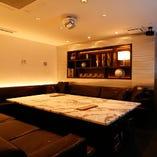 【トレーゼルーム】おしゃれなインテリアに囲まれた完全個室