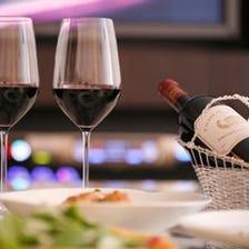 選び抜かれたワインの数々・・・