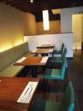 ◆◇テーブル席◇◆ ご要望に応じて席を広げる事ができます。