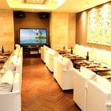 系列店、同ビル内4Fにはカラオケ付個室パセラもあります。
