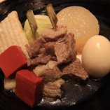 【季節限定メニュー】 旬のものと組み合わせた四季折々の穴子料理にもご期待ください