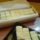 蒸し穴子の箱寿司です。お土産に喜ばれております。