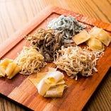 様々な食感が楽しいオリジナル生パスタ【セントラルキッチン】
