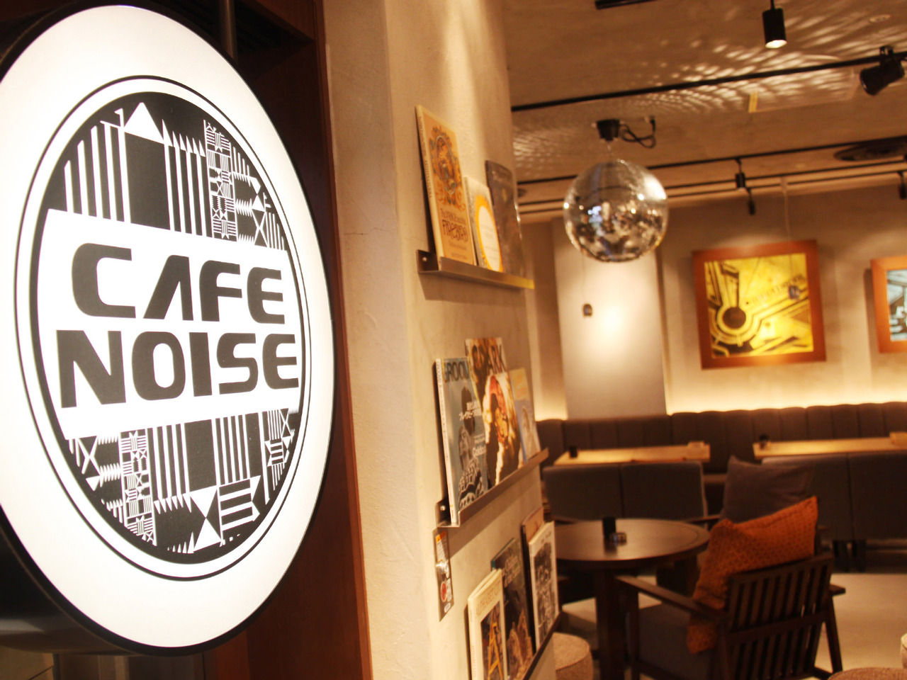 【cafe noise 貸切ビュッフェパーティープラン【2時間飲み放題付き】3500円(税別)
