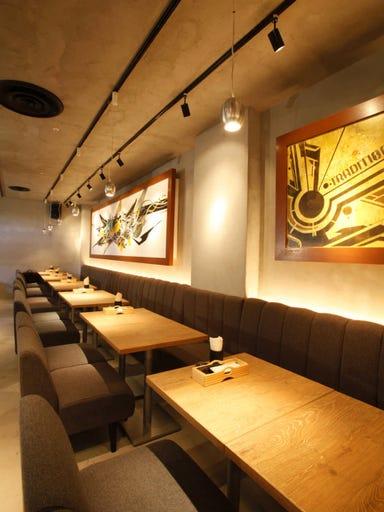 CAFE NOISE  店内の画像