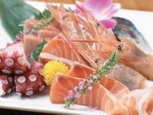 全国各地、旬の厳選された鮮魚