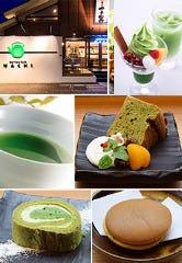 抹茶カフェ HACHI