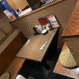 テーブル席(~12名様)