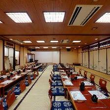 ■80名~ 団体宴会 お座敷個室あり