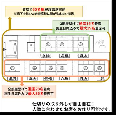 個室焼肉 牛傳 赤坂本店 メニューの画像