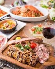 ◆お肉が美味しいイタリアン