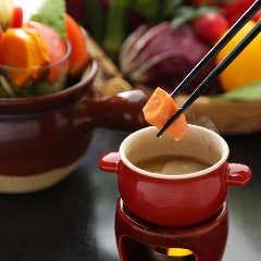 湘南地野菜のバーニャカウダー