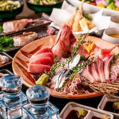 天ぷら・魚・馬刺し・丼ぶり くすくす 桜木町店