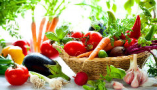 毎日市場で仕入れる新鮮野菜!北広島町にある自家農園からも入荷