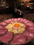 大好評『肉ボナーラ』