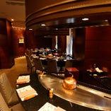 3階は接待や商談に最適な完全個室