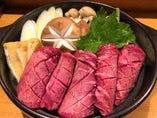 熟成 牛たん鍋(冬季)