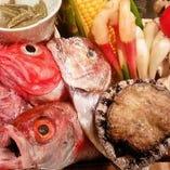 旬の鮮魚をいちばん美味しく調理【国内】