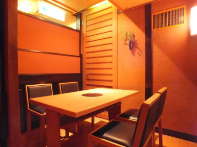 熟成肉と旬鮮魚介 文蔵 天満橋店 店内の画像