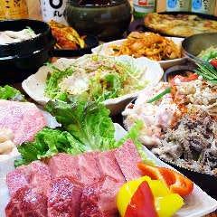 焼肉・韓国料理 銀河 田町本店