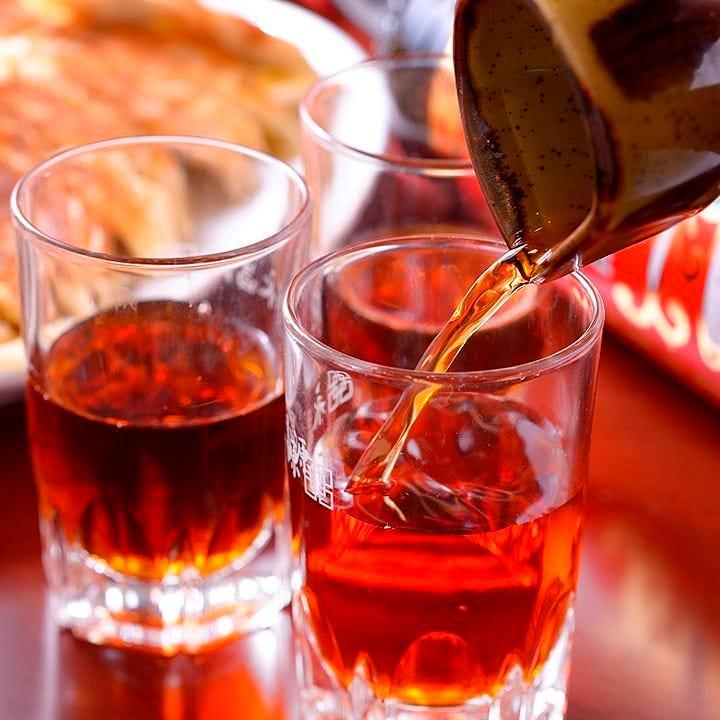 飲みやすいまろやかな味わいの紹興酒