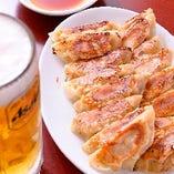 【生ビールセット】 お好きな一品と合わせてまずはビールで乾杯