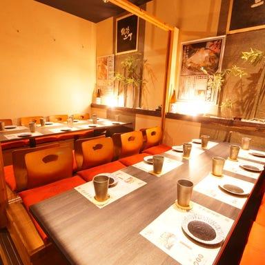 黒毛和牛と海鮮 個室 堺東 鍛冶二丁 店内の画像