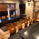 【完全個室/テーブル席】《2~20名様》カラオケ付個室♪各種宴会に人気の個室です♪