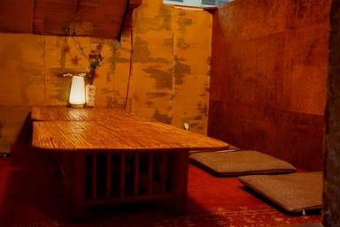 和牛もつ鍋と純米酒 三拍子 自由が丘 店内の画像