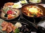 【らっきーコース】料理7品+2h飲み放題付¥3,000円(税込)